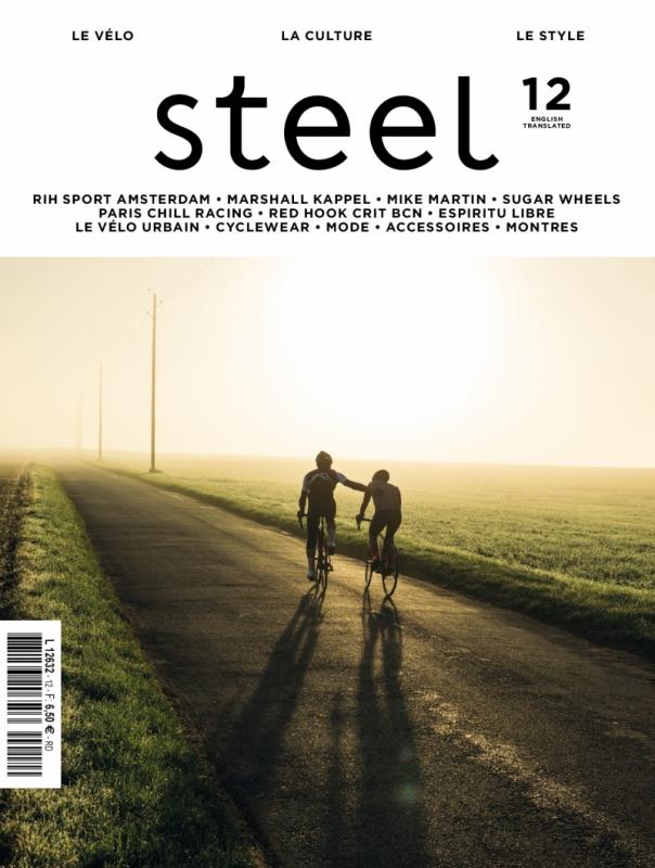 Steel #12-1