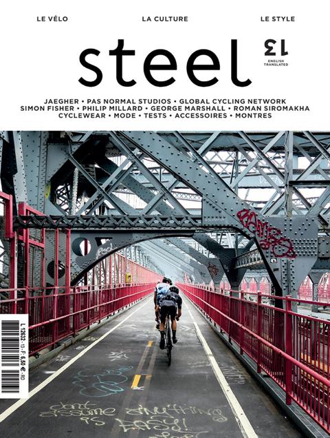 Steel N°13