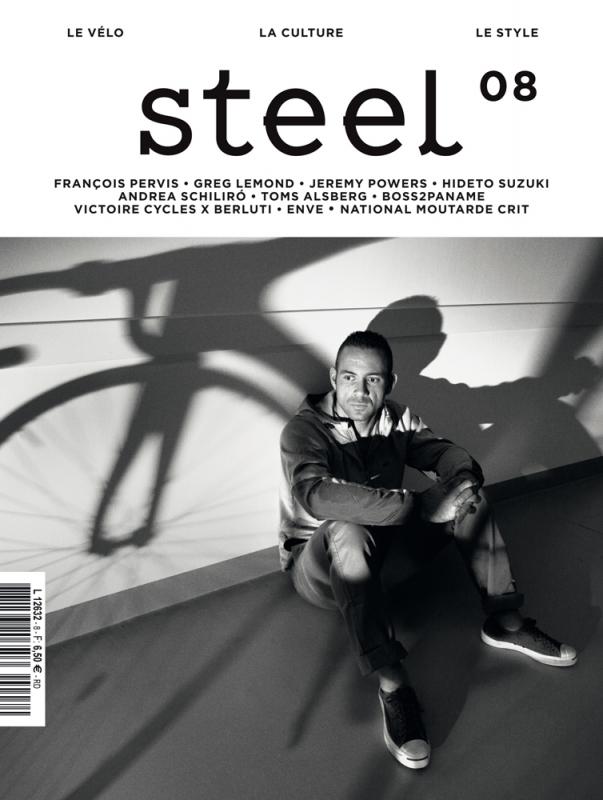Steel #08