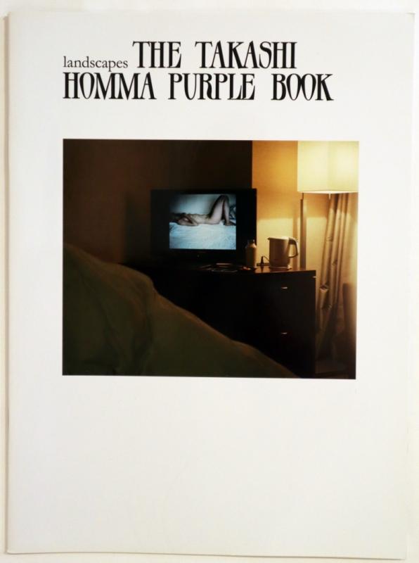 Landscapes - Takashi Homma Purple Book