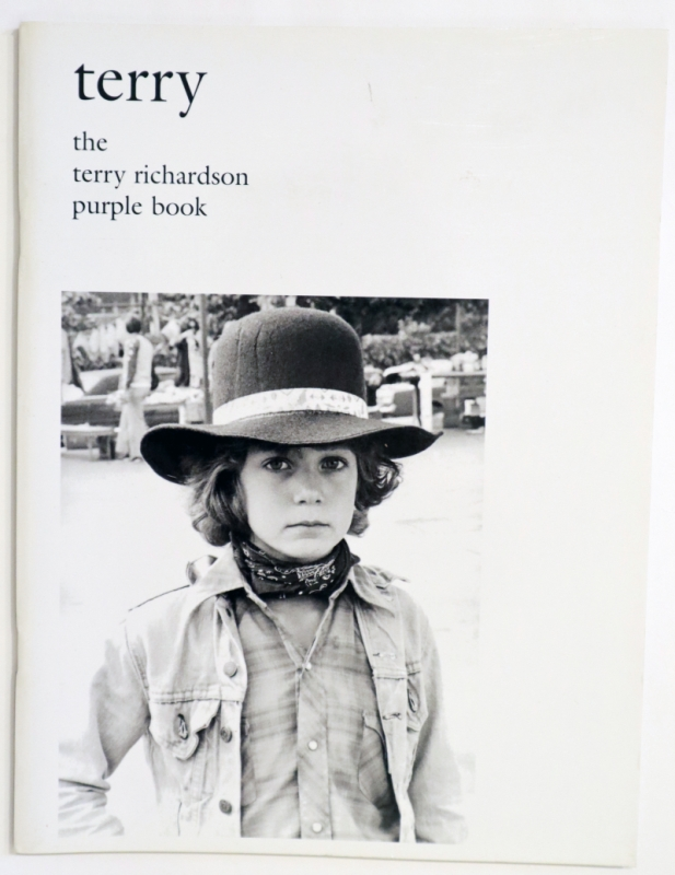 terry - the terry richardson purple book