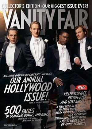 Vanity Fair March 2007