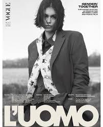 Vogue Uomo mai 2020