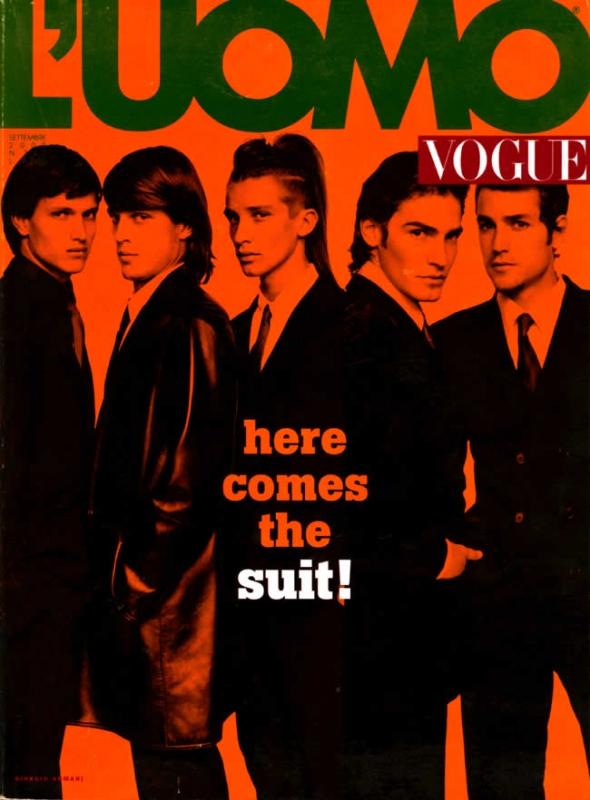 Vogue L'uomo Septembre 2000