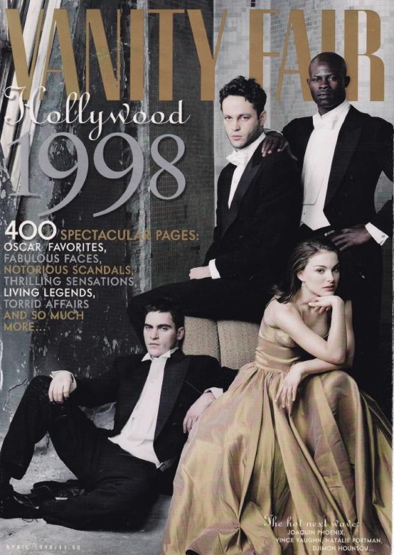 Vanity Fair April 1998
