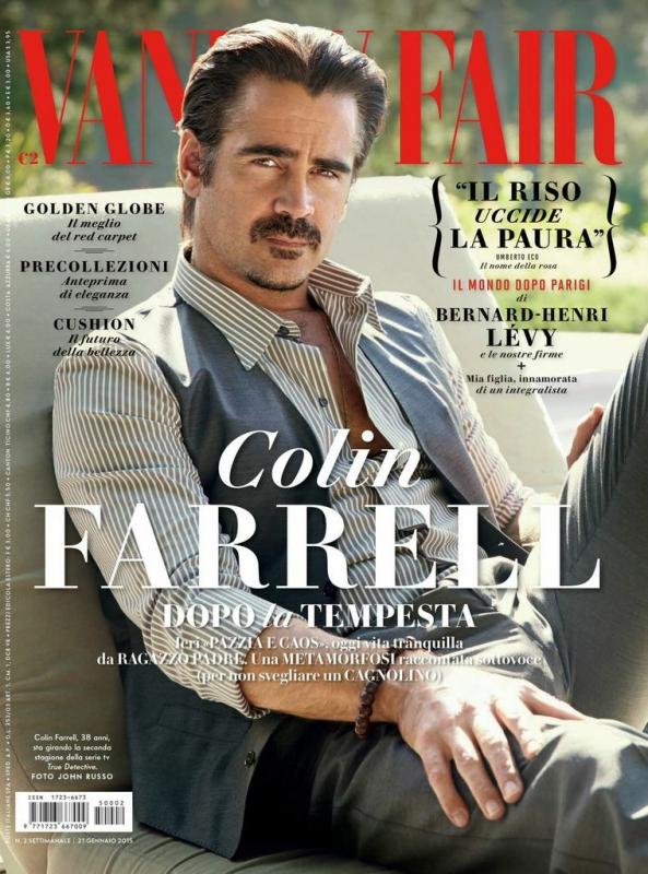 Vanity Fair Italie 01/2015