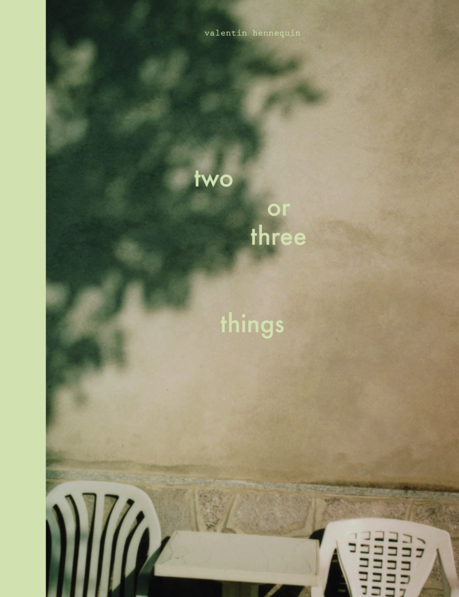 Two or Three Things