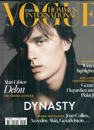 Vogue Homme international N°18