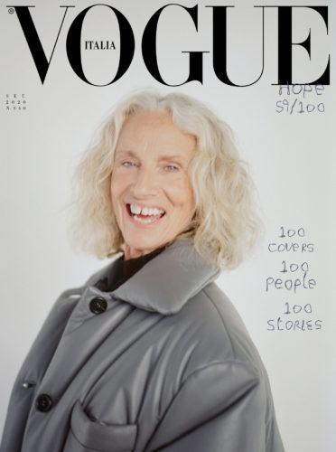 Vogue Italie septembre 2020