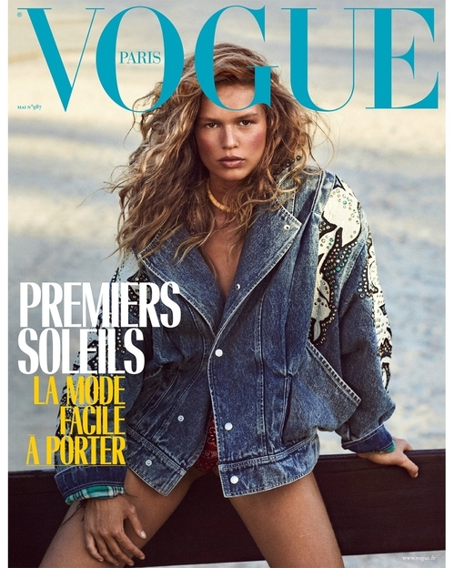 Vogue Paris mai 18