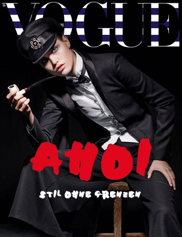 Vogue Deutsch May 2018