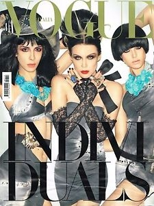 Vogue Italie Février 2010