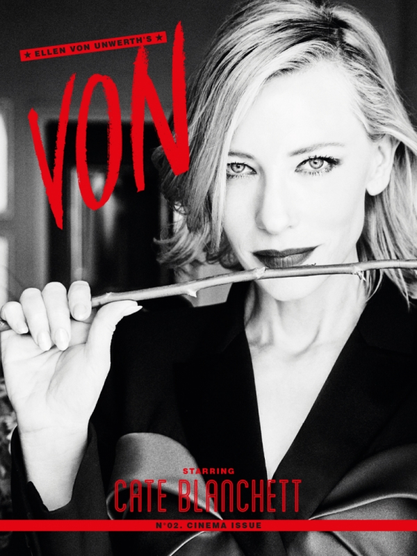 Ellen Von Unwerth's VON Issue 2-2