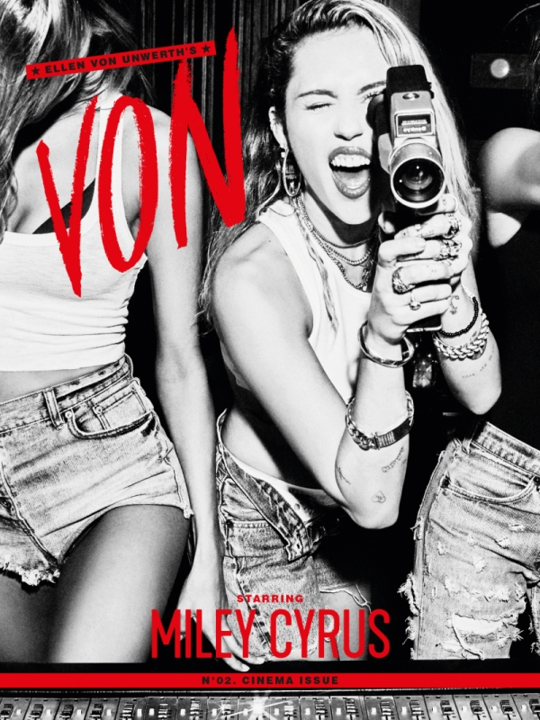 Ellen Von Unwerth's VON Issue 2-1
