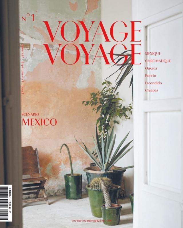 Voyage Voyage N°1