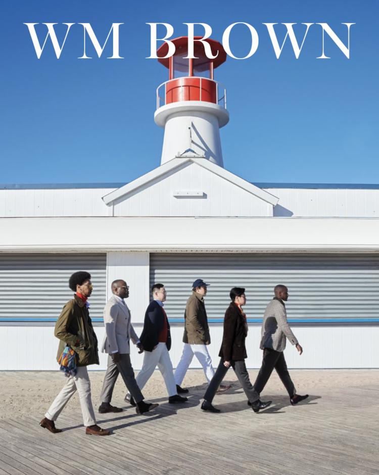 WM Brown Issue 7