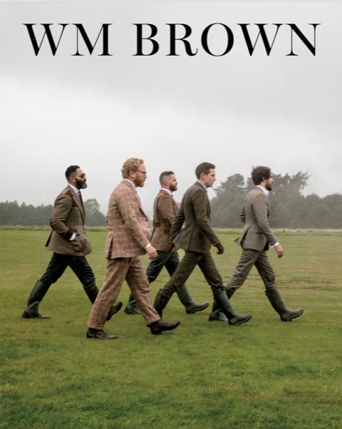 WM Brown N°3