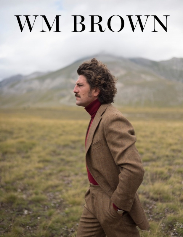 WM Brown Issue 1