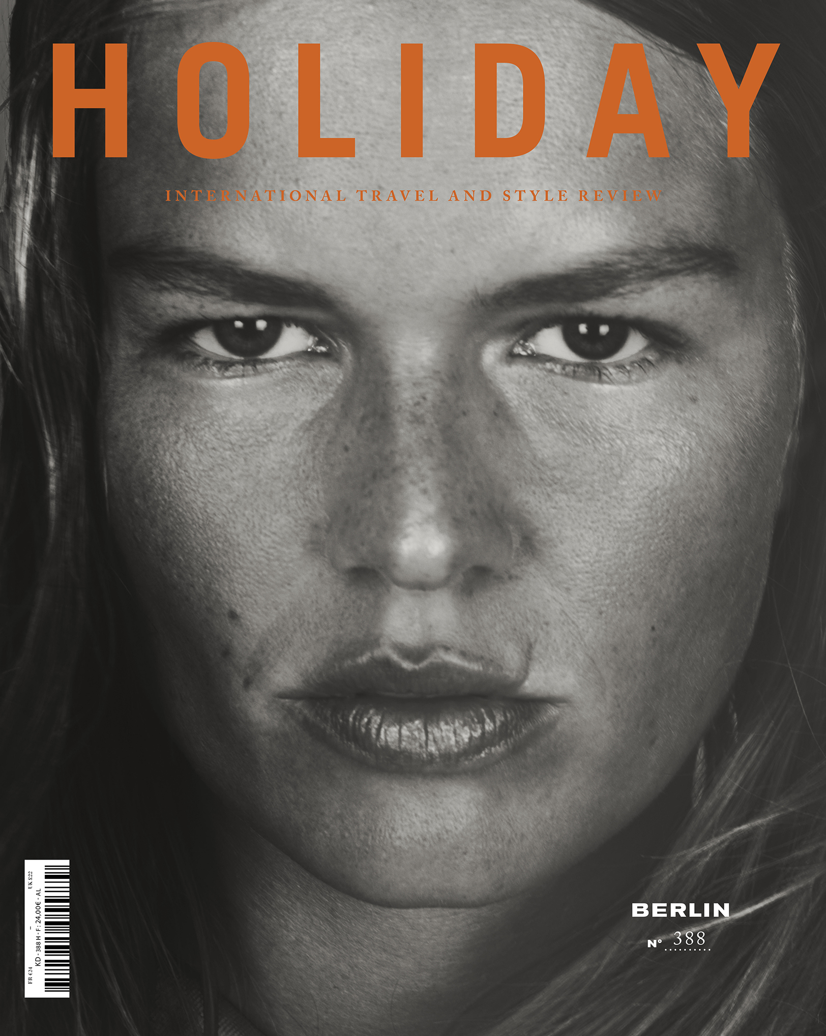 Holiday N°388, The Berlin Issue