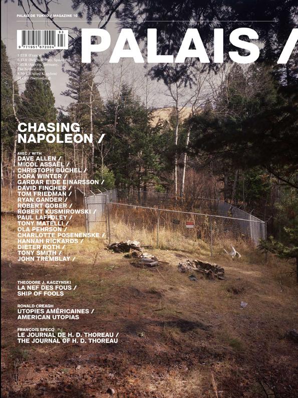 PALAIS / N°10 - CHASING NAPOLEON