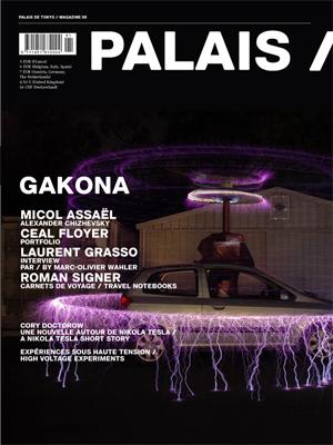 PALAIS / N°8 - GAKONA