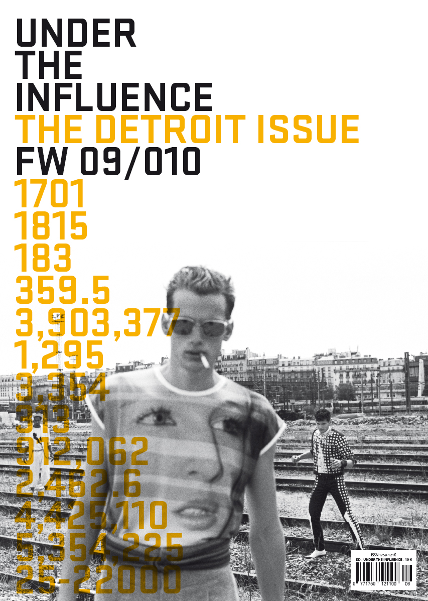 UNDER THE INFLUENCE N°6