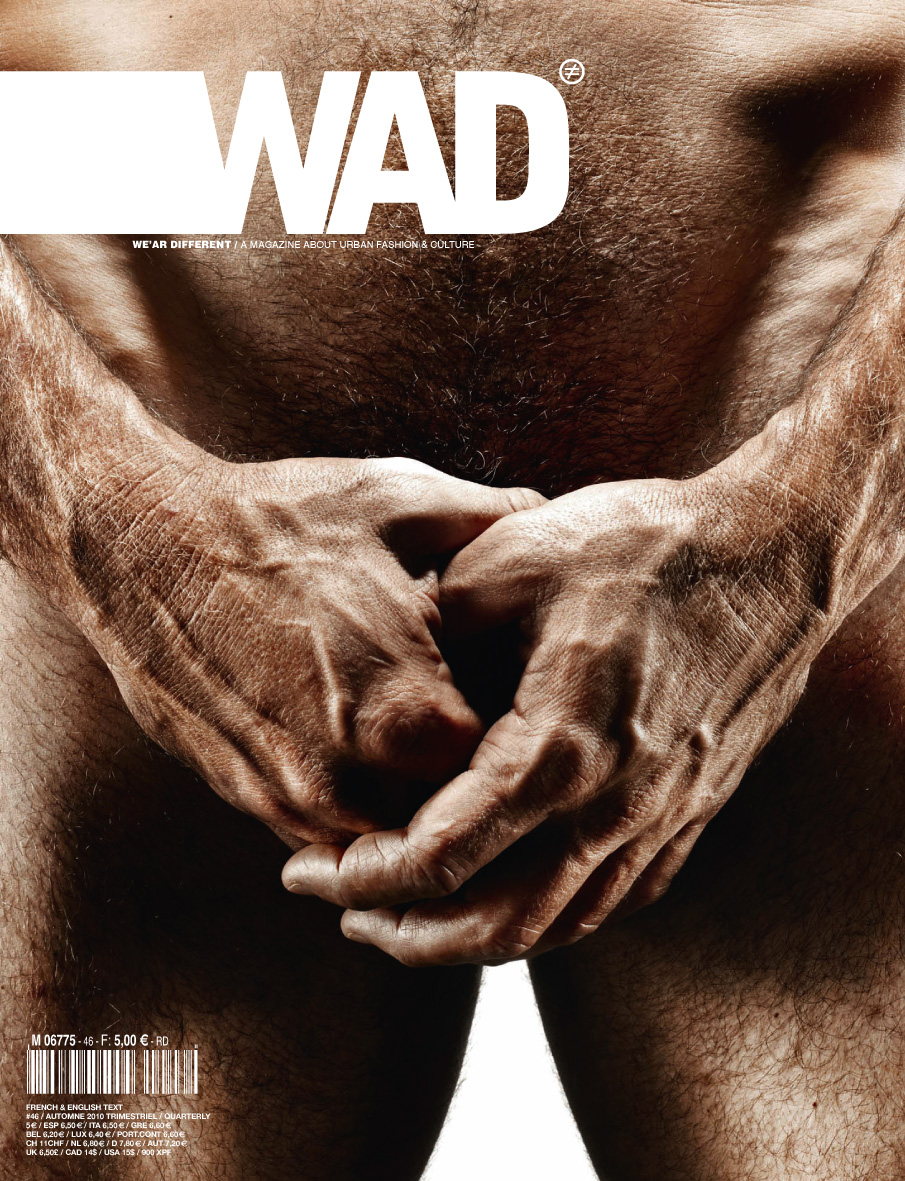 WAD #46 - Man Issue