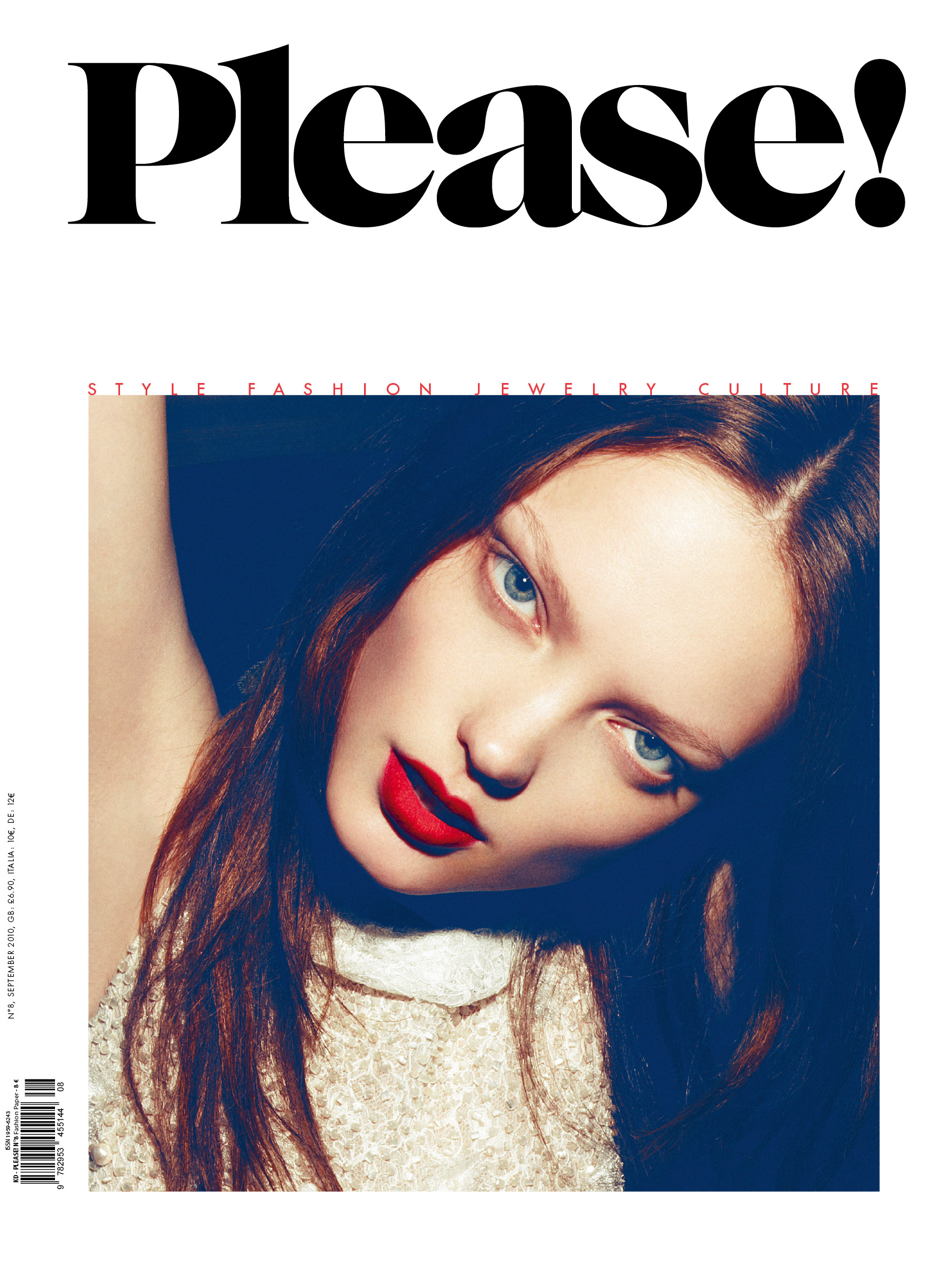 Please N°08 - Fashion Paper