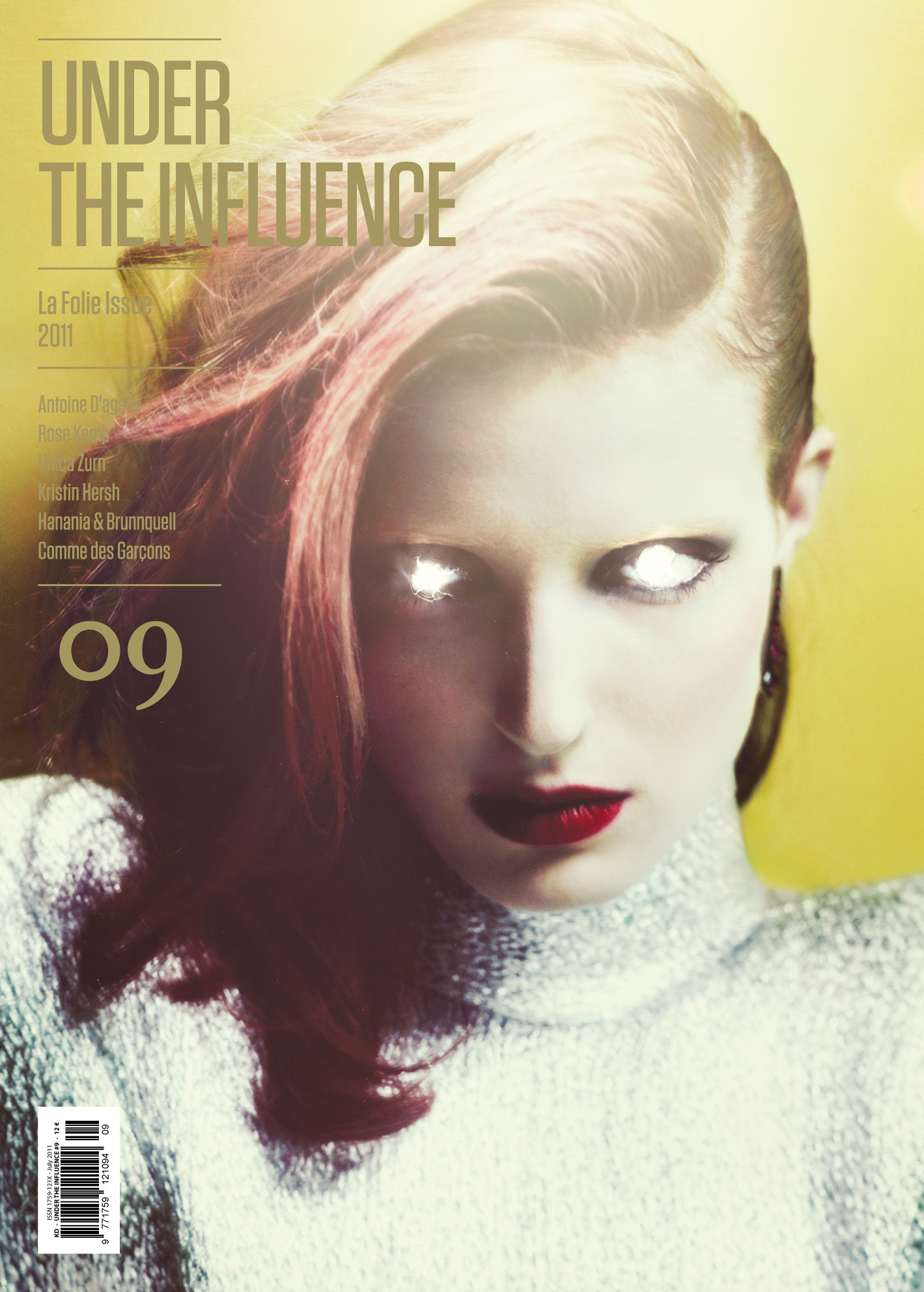 UNDER THE INFLUENCE N°9