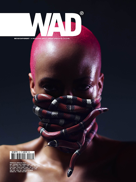 WAD #52 - The Riot issue