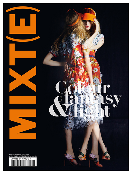 Mixt(e) N°2- Cover 2