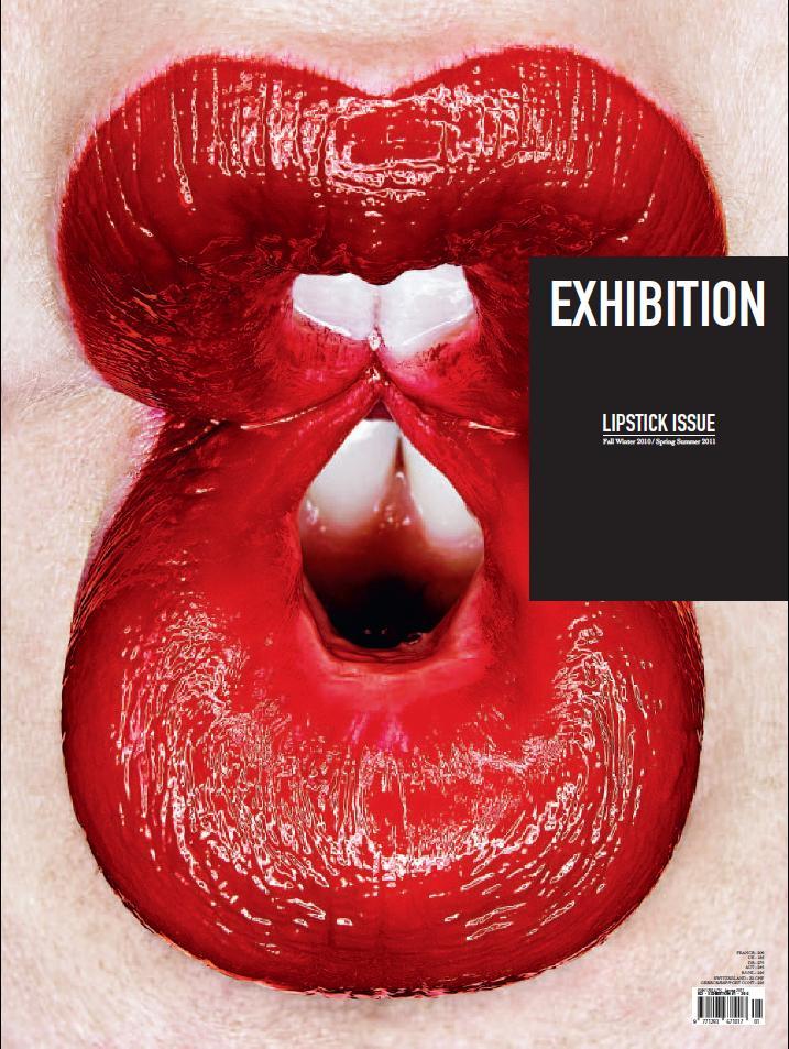 EXHIBITION N°1 - Lipstick Issue