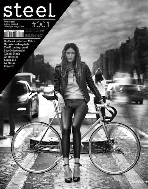 Steel #001 - cover femme