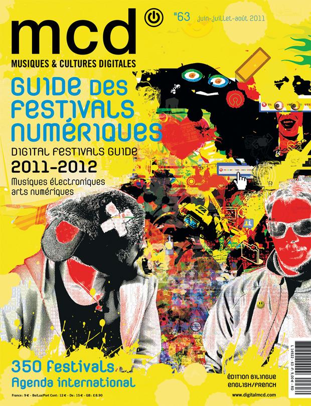 MCD N°63 Guide des festivals
