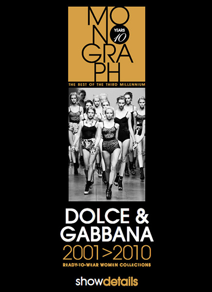 Monograph DOLCE & GABANA