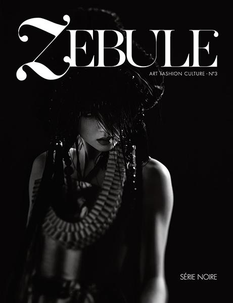 Zebule N°03 - SERIE NOIRE