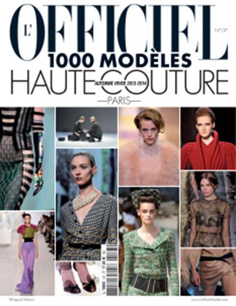 Officiel 1000 modèles Haute-Couture
