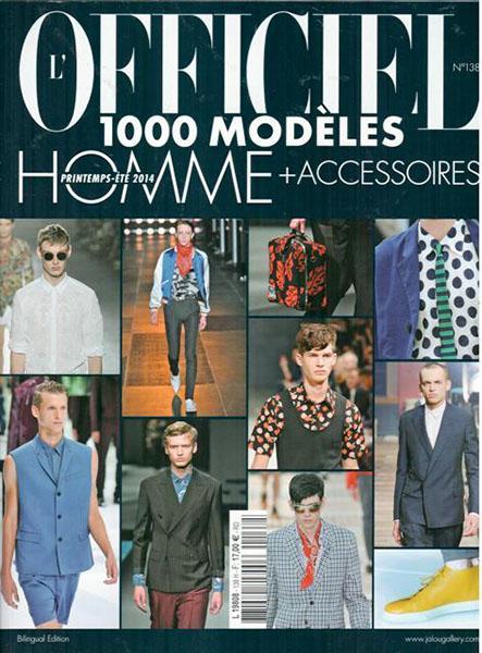 Officiel 1000 modèles HOMME