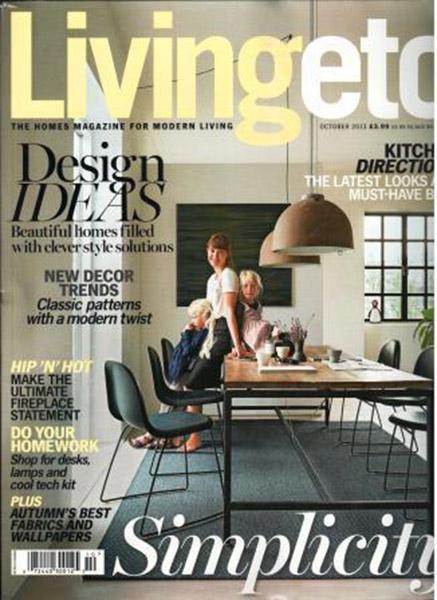 Living Etc Oct 2013