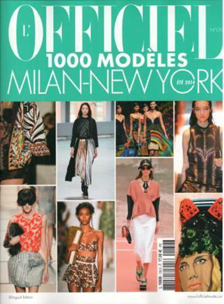 Officiel 1000 modèles MILAN-NY